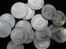 Tunisia 5 Millim 1960  BU lot of 25 BU coins #16