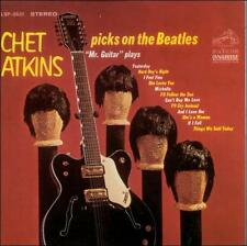 Chet Atkins Picks on the Beatles by Chet Atkins (CD, RCA)