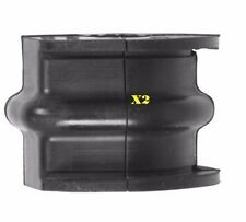 Para Nissan X-Trail 2.0i 2.0TD 2.5i T31 Trasera Anti Roll Bar Bush Set 07-14 X1