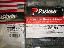 """NEW"" Paslode Part #  900507 Impulse Battery Automotive Charger"