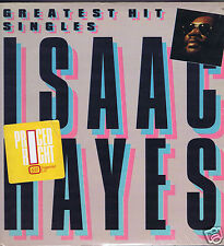 LP ISAAC HAYES GREATEST HIT SINGLES