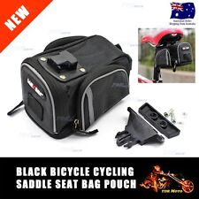 Large Fashion MeXLLer Bicycle Back Saddle Bag for Cushion Package Mountain Bike