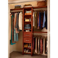 California Closet Organizer baby Storage Wardrobe Wood Walk In Closetmaid Narrow