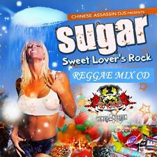CHINESE ASSASSIN SUGAR SWEET REGGAE LOVERS ROCK MIX CD