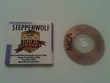 Steppenwolf - BORN TO BE WILD - Original 3 INCH cd single © 1988 / NEW