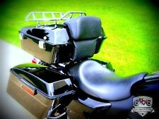 Backrest Fits Chopped & Razor Tour Pak Trunk Pack Back Rest for Harley Davidson