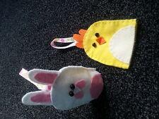 Felt Easter Cream Egg covers - Handmade