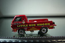 1960's DODGE A-100 LITTLE RED WAGON TRUCK LIMITED EDITION 1:64 SCALE