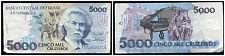 BRESIL  5000 cruzeiros   ( A5720029571 )