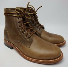 Oak Street Bootmakers Plain Toe Natural Trench Boot Size 8 D NEW!!