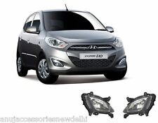 Premium Quality Car Fog Lamp Lights For - Hyundai i10 Type-2 (2011-Present)
