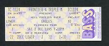 1995 Eagles unused Full concert ticket Melbourne Australia Hotel California