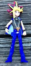 "6"" Tall Authentic YUGIOH Plastic Figure Head Moves Arms Move EC Anime Animation"