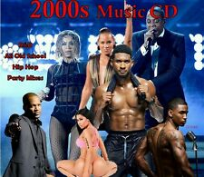 40 Tracks》2000's R&B Hip Hop Music CD》Non-Stop Party Mixes》Old School