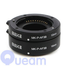 Meike Autofocus Macro Extension Tube For Panasonic GX7 GH3 Olympus EPL5 EP5 EP1