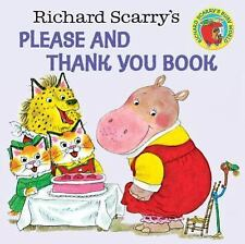 Richard Scarry's Please and Thank You Book PicturebackR))