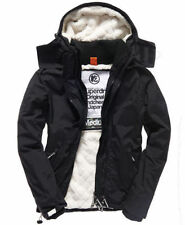 Superdry Sherpa Windcheater Black Size M