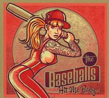 THE BASEBALLS - HIT ME BABY... CD NEU & OVP