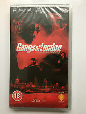 Gangs Of London For Sony PSP (New & Sealed)
