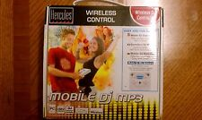 Hercules Mobile DJ MP3 White Edition - Wireless DJ Controller - PC DJ Controller