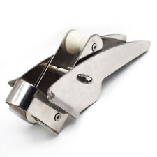 Boat 316 Stainless Steel Hinged Self-Launching Bow Anchor Roller 16.5'' Splendid