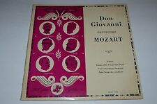 Don Giovanni~Mozart~Hans Swarowsky~The Opera Society M2013-OP8~Two LP