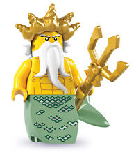 LEGO Minifigure Series 7 Ocean King (NEW & OPEN)