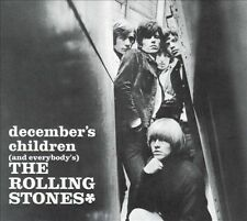 THE ROLLING STONES December's Children (And Everybody's) CD BRAND NEW Remastered