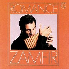 Romance of the Panflute by Gheorghe Zamfir (Pan Flute) (CD, Oct-1990, Philips)