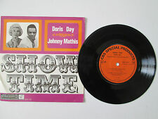 Doris Day - Johnny Mathis - Showtime EP - 7 Inch Single 1960 uk Release