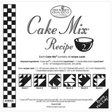 Cake Mix Recipe #2 foundation paper by Miss Rosie's Quilt Co for Moda