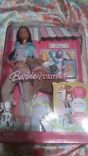 BARBIE and TANNER Puppy Dog Eat Poops RARE AA Black Hair Brown Eyes baby Clothes
