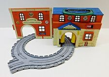 Thomas & Friends Take Along Sodor Steamworks Playset w/ Track Learning Curve