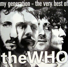 CD / THE WHO / MY GENERATION / UK PRESSUNG / 1996 / TOP /