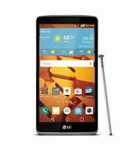 "LG G Stylo LTE Android 5.7"" Smartphone works with Boost Mobile – New"