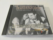 The Love Songs Collection - Volume One (CD Album) - Used very good