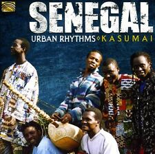 Senegal Urban Rhythms - N'Gom,Sagar (2013, CD NEUF)