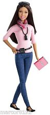 Barbie Nikki Film Director Career Doll of the year 2015 W/ 2 pairs of shoes New