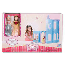 Ice Castle Dollhouse with 2 Dolls Storytime Princess Collection NIB
