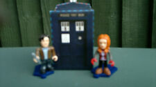 11th Doctor  Amy & Tardis (Character Building)