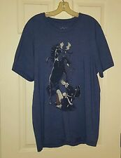 "Vardagen ""Colts Stomp Patriots"" Tee Shirt XL  Blue Indianapolis Colts"