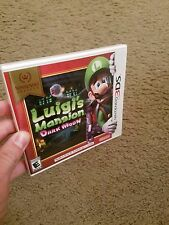 Luigi's Mansion: Dark Moon (Nintendo 3DS, Nintendo Selects, 2013)