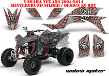 AMR RACING DEKOR GRAPHIC KIT ATV YAMAHA YFZ 450 04-14,YFZ 450R WIDOW MAKER B