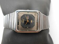 GENTS & LADIES RARE VINTAGE SS CITIZEN SQUARE CASE MID SIZE AUTOMATIC WRISTWATCH