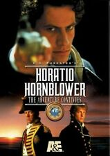 Horatio Hornblower: The Adventure Continues [2 Discs] (2011, DVD NEUF)2 DISC SET
