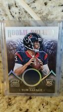 TOM SAVAGE 2014 Crown Royale ROOKIE ROYALTY JERSEY   #'rd !  Rc !!
