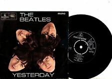 BEATLES EP PS Yesterday UK ORIGINAL GEP 8948 VERY RARE SOLD IN THE UK RARE COVER