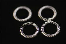 Wholesale 50pcs 13mm Silver Closed Rings Connectors Jewelry Making Findings
