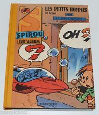 SPIROU reliure album du journal n° 180 intégrale n° 2465 au 2474 recueil de 1986