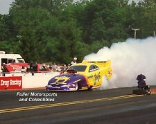 WHIT BAZEMORE 1996 FORD MUSTANG NHRA FUNNY CAR 8X10 PHOTO SMOKIN' JOE'S CAMEL